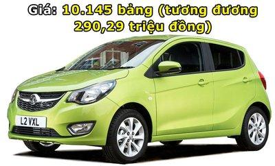 Danh sách 10 mẫu ô tô sở hữu hộp số tự động có giá rẻ nhất thế giới 3