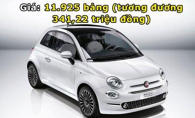 Danh sách 10 mẫu ô tô sở hữu hộp số tự động có giá rẻ nhất thế giới 9