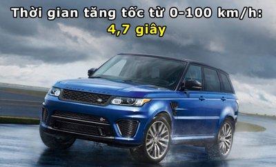 Khám phá những mẫu xe 7 chỗ tăng tốc nhanh nhất thế giới 3