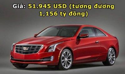 Danh sách những mẫu xe coupe và xe cỡ nhỏ đắt đỏ nhất thế giới 1