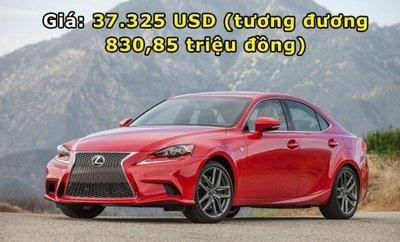 Danh sách những mẫu xe coupe và xe cỡ nhỏ đắt đỏ nhất thế giới 10