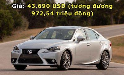 Danh sách những mẫu xe coupe và xe cỡ nhỏ đắt đỏ nhất thế giới 2