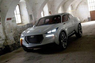 Hyundai ra mắt SUV cỡ nhỏ, đối đầu với Nissan Juke a1