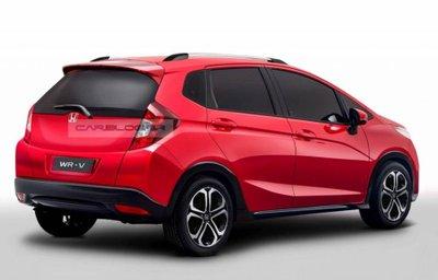 Honda WR-V sẽ cung cấp cho khách hàng 02 lựa chọn động cơ.