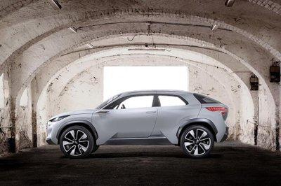 Hyundai ra mắt SUV cỡ nhỏ, đối đầu với Nissan Juke.