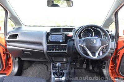 Thiết kế nội thất của Honda WR-V sẽ lấy cảm hứng từ Honda Jazz