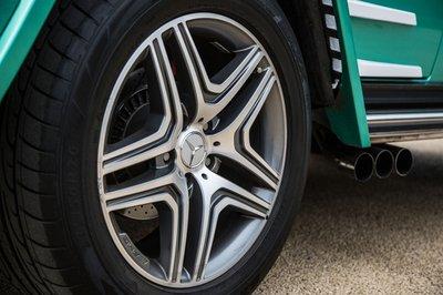"""Chân dài khoe ngực """"khủng"""" bên xe Mercedes-Benz G63 AMG a14"""