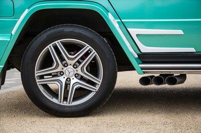 """Chân dài khoe ngực """"khủng"""" bên xe Mercedes-Benz G63 AMG a13"""