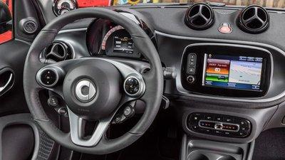 Xe điện Smart ForTwo Electric Drive 2017 chuẩn bị ra mắt, bền pin hơn xưa 3