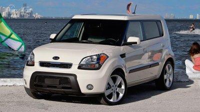 Kia Soul là mẫu xe sở hữu thiết kế mang tính biểu tượng nhất của Kia trong 10 năm qua
