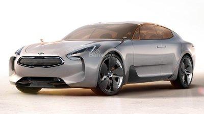 GT concept khác biệt đáng kể so với những mẫu xe trước đó của công ty