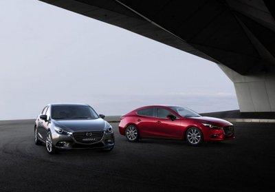 Mazda3 2017 ra mắt thị trường Mỹ với giá khởi điểm từ 397 triệu VNĐ 1