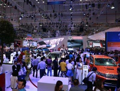 Thị trường ô tô Việt Nam đang có tốc độ tăng trưởng mạnh.