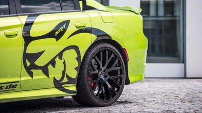Dodge Charger Hellcat độ tăng công suất lên 782 mã lực 2