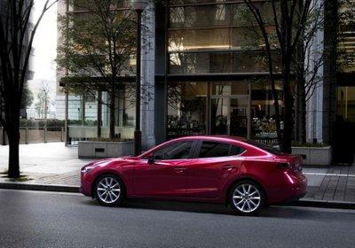 Mazda3 2017 ra mắt thị trường Mỹ với giá khởi điểm từ 397 triệu VNĐ 2