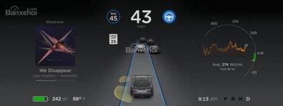 Thông tin chi tiết về bản nâng cấp hệ điều hành 8.0 của Tesla 5