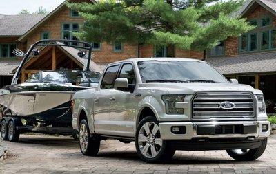 Mẫu bán tải của Ford lọt danh sách những mẫu xe bền nhất.