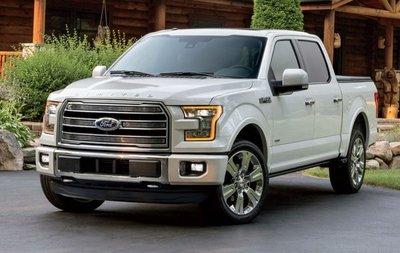Mẫu bán tải của Ford lọt danh sách những mẫu xe bền nhất 1