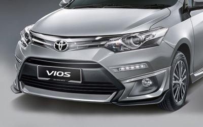 Toyota Vios 2016 chính thức ra mắt thị trường Malaysia 1