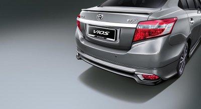 Toyota Vios 2016 chính thức ra mắt thị trường Malaysia 2