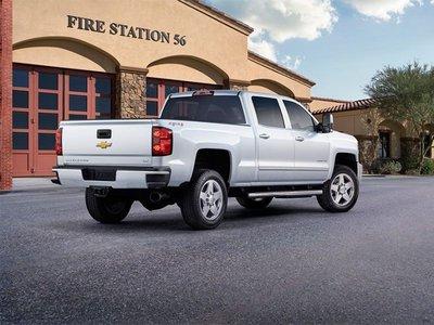 5 mẫu xe Chevrolet Silverado đặc biệt nhất 2016 9