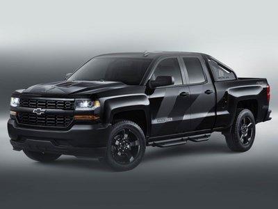 5 mẫu xe Chevrolet Silverado đặc biệt nhất 2016 10