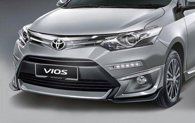 Đến lượt Toyota Vios có thêm bodykit TRD Sportivo 4
