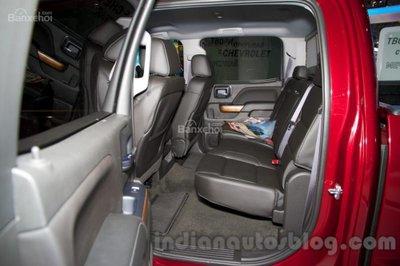 Chiêm ngưỡng Chevrolet Silverado và GMC Sierra HD diesel 2017 mới ra mắt 2