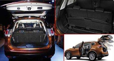 Nissan X-Trail 2016 bị triệu hồi do lỗi nắp cốp sau.