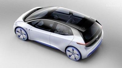 [Paris 2016] Xe điện Volkswagen hatchback concept lộ diện hoàn toàn a5