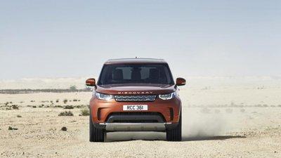 Land Rover Discovery 2017 có giá từ 49.990 USD.
