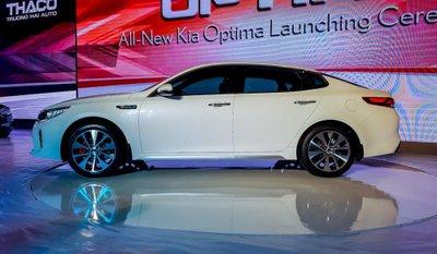 Kia Optima 2016 ra mắt thị trường Việt, chốt giá từ 915 triệu Đồng a6