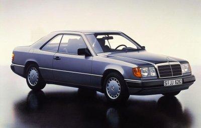 Mercedes E-Class Coupe và lịch sử 30 năm thăng trầm 7