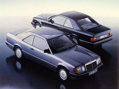 Mercedes E-Class Coupe và lịch sử 30 năm thăng trầm 9