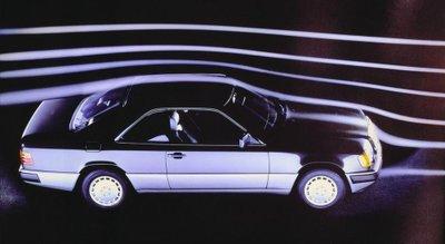 Mercedes E-Class Coupe và lịch sử 30 năm thăng trầm 8