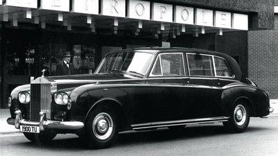 Rolls-Royce Phantom VI: 1969 – 1991.