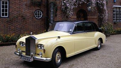 Rolls-Royce Phantom V: 1959 – 1968.
