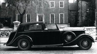 Rolls-Royce Phantom III: 1936 – 1939.