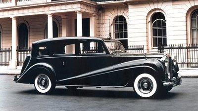 Rolls-Royce Phantom IV: 1950 – 1956.