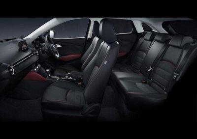 Hãng xe Nhật hé lộ thông số kỹ thuật của Mazda CX-3 2017 2
