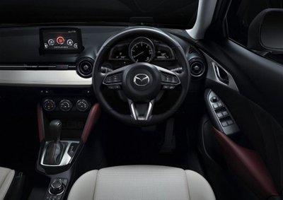 Hãng xe Nhật hé lộ thông số kỹ thuật của Mazda CX-3 2017 10