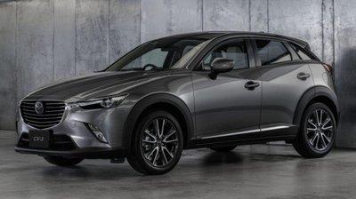 Hãng xe Nhật hé lộ thông số kỹ thuật của Mazda CX-3 2017 14