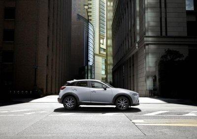 Hãng xe Nhật hé lộ thông số kỹ thuật của Mazda CX-3 2017 1