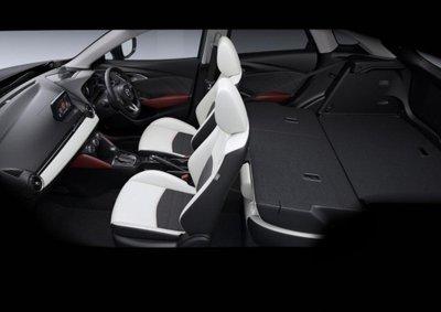 Hãng xe Nhật hé lộ thông số kỹ thuật của Mazda CX-3 2017 7