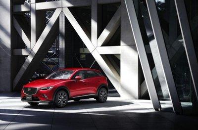 Hãng xe Nhật hé lộ thông số kỹ thuật của Mazda CX-3 2017 9
