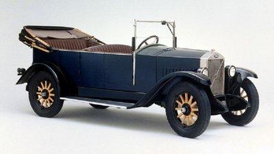 Volvo ÖV4 chính là sản phẩm đầu tay của hãng xe hơi Thụy Điển.