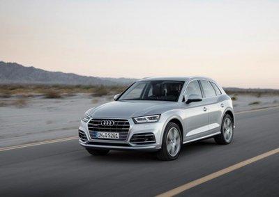 Audi Q5 2019.
