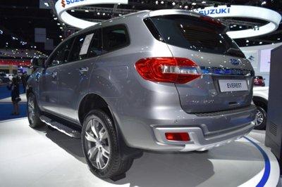 Tại Việt Nam, Ford điều chỉnh giá bán Everest xuống từ 1,185 tỷ đồng từ ngày 4/3/2017.