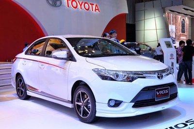 Toyota Vios TRD Sportivo 2017.