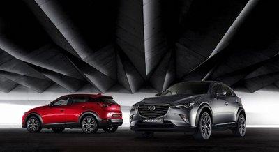Mazda CX-3 GT Sport giới hạn chỉ 500 xe, giá từ 674 triệu.